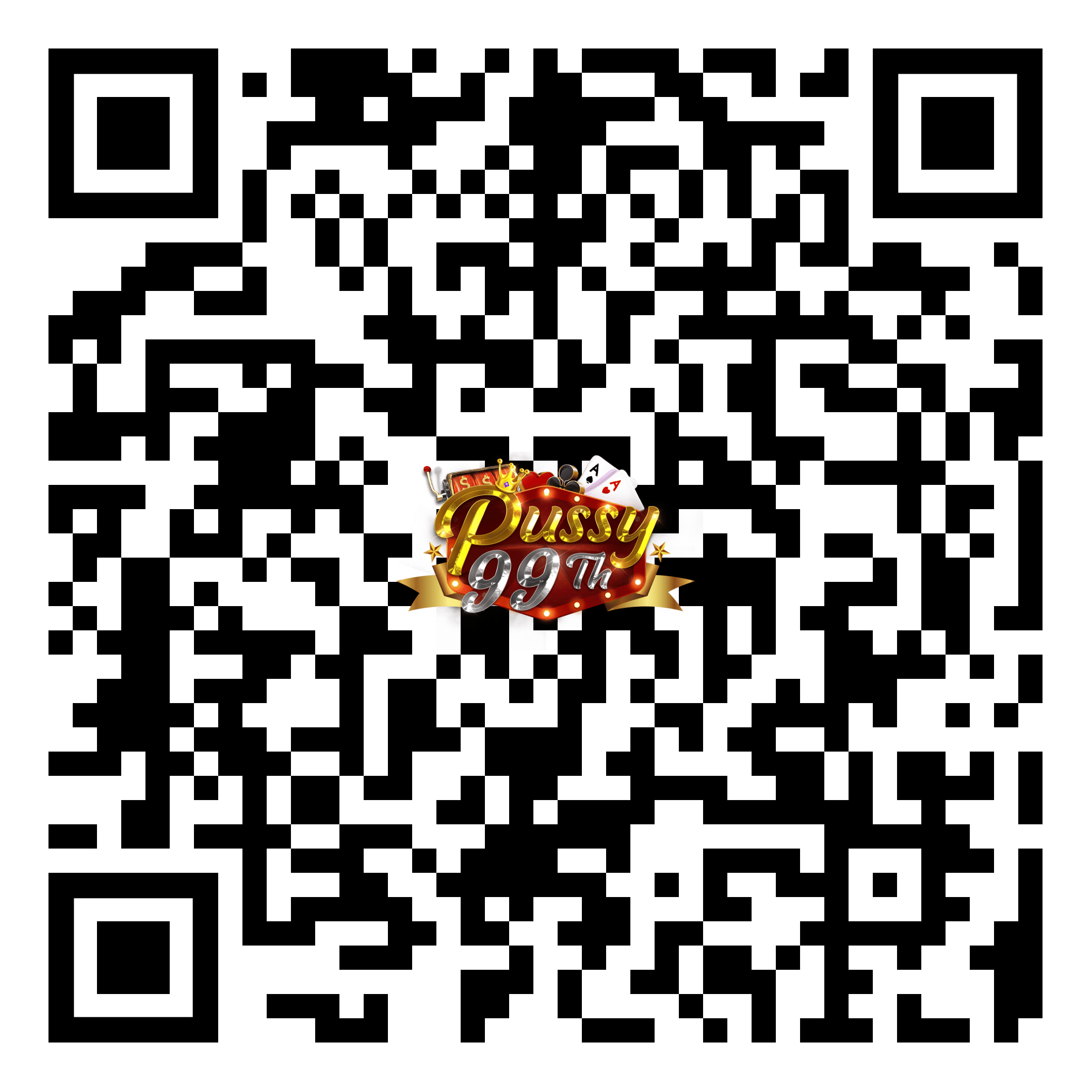 pussy888 android qrcode